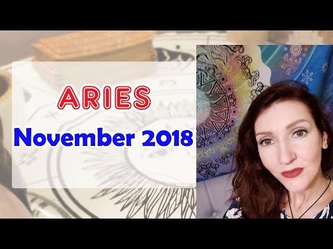 Aries Involves Marriage  Love/soulmate Tarot Readings November 2018 Jennifer Walker Zen