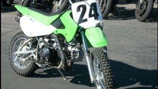 3. 2007 Kawasaki KLX110 FOR SALE