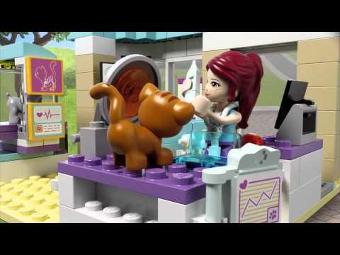 LEGO Friends - Állatklinika
