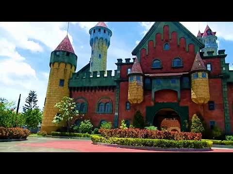Lemery Castle Tour Batangas by WOW Philippines Travel Agency
