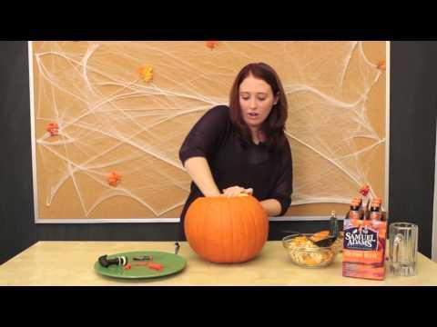How to Make a Pumpkin Keg [Video]