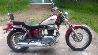 7. Suzuki Boulevard S40 (650cc) mod 09