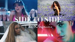 Side To Side | THE MEGAMIX -  Ariana Grande, Justin Bieber, Selena Gomez, & More!