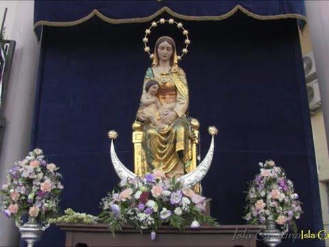 Ofrenda Floral a la Virgen del Mar (Isla Cristina)