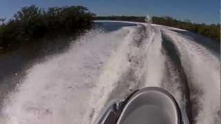 10. Yamaha FX SHO Cruiser - top speed mangrove run 2