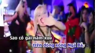 Karaoke Áo Mới Cà Mau Remix   Long Nhật Full Beat, Long Nhat, Gương mặt thân quen 2015
