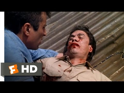 Internal Affairs (5/8) Movie CLIP - The Game's Over (1990) HD