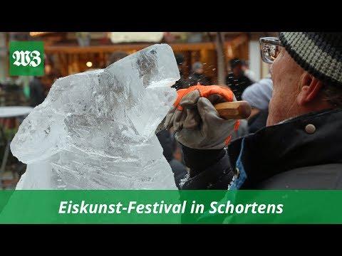 Schortens: Eiskunst-Festival und verkaufsoffener So ...