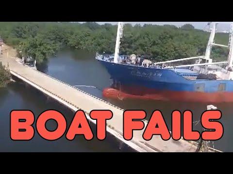 Boat Fails    Funny Videos