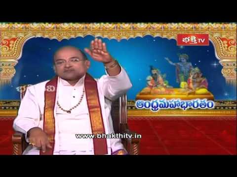 Andhra Mahabharatam - Sauptika Parvam (The Book of the Sleeping Warriors) - Episode 1339 | Part 1