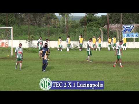 Os gols de TEC 4 Luzinópolis 1 em amistoso preparatório para o Tocantinense 2014