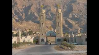 Video Monastery of Saint Anthony-Egypt-دير الأنبا أنطونيوس-Bekhit Fahim MP3, 3GP, MP4, WEBM, AVI, FLV April 2019