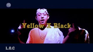 "GRADIS NICE & YOUNG MAS「Yellow x Black」/ BLACK FILE exclusive MV ""NEIGHBORHOOD"""