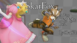 【SSB4】SkarFox – A Fox Highlight Reel
