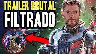 INCREÍBLE trailer de Avengers 4 filtrado descripción + otros spoilers