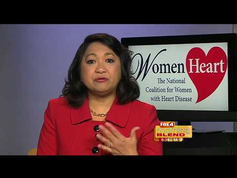 WomenHeart: Living with AFib