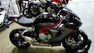 6. 2014 MV Agusta F3 800 Walkaround - 2013 New York Motorcycle Show