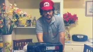 [HD] Unboxing - Wii U - Nintendo Wii U Zombi U Limited Edition + New Super Mario Bros U