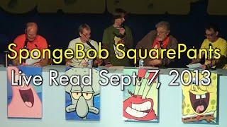 Video Spongebob SquarePants Live Read Sept. 7, 2013 MP3, 3GP, MP4, WEBM, AVI, FLV Desember 2018