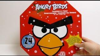 Video NEW Angry Bird Advent Calendar Christmas 2015 MP3, 3GP, MP4, WEBM, AVI, FLV Mei 2017