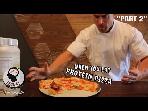 """THIS IS WHAT HAPPEN WHEN YOU EAT PROTEIN PIZZA """"part 2"""" видео"""