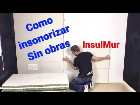 Como montar InsulMur