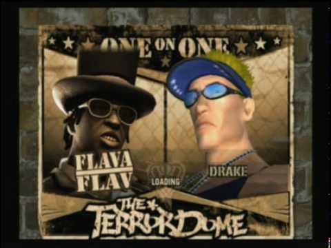Def Jam Fight for NY - Drake's Status
