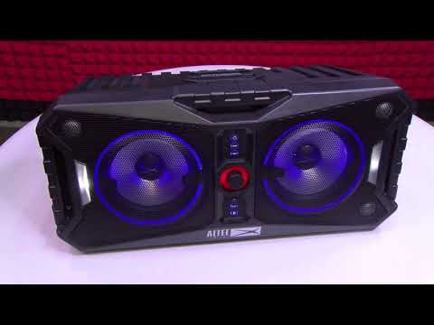 Altec Lansing Xpedition 8 - Activate BEASTMODE!