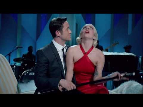 Lady Gaga – Joseph Gordon-Levitt Baby It's Cold Outside