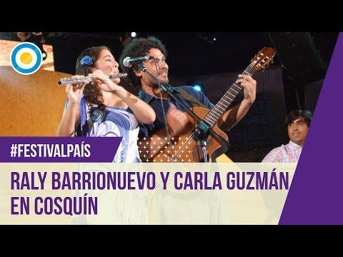 Cosquín 26-01-11 Rally Barrionuevo y Carla Guzmán