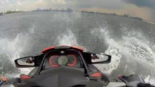 4. Sea Doo 2011 RXT-X 260 aS 0-100 pull