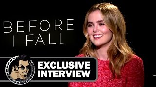 Nonton Zoey Deutch Exclusive BEFORE I FALL Interview (JoBlo.com) 2017 Film Subtitle Indonesia Streaming Movie Download