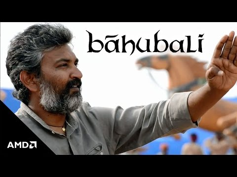 SS Rajamouli's Baahubali - Experience AMD's VFX Collaboration on the Telugu Epic