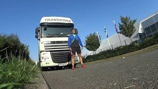 93. Célegyenesben. Nemzetközi kamionsofőr élete. 12. rész