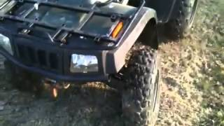 10. 2004 Arctic Cat 400 4x4 Project Part 1