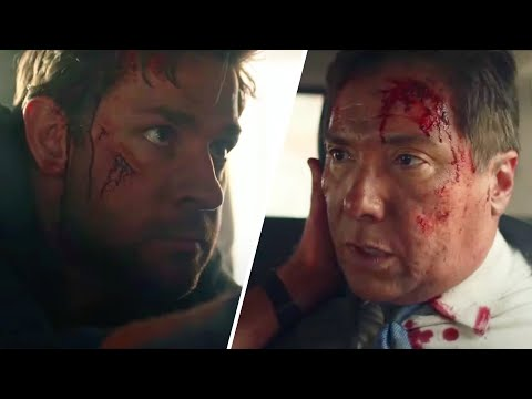 Jack Ryan Season 2 | Blazing Hot Ambush Scene | Prime Video