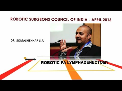 Robotic PA Lymphadenectomy