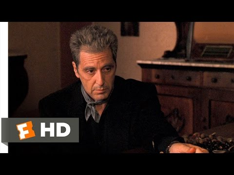 The Godfather: Part 3 (9/10) Movie CLIP - I Always Loved You (1990) HD