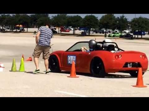 First Autocross Lap1