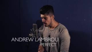 Video Perfect - Ed Sheeran (Andrew Lambrou Cover) MP3, 3GP, MP4, WEBM, AVI, FLV Maret 2018
