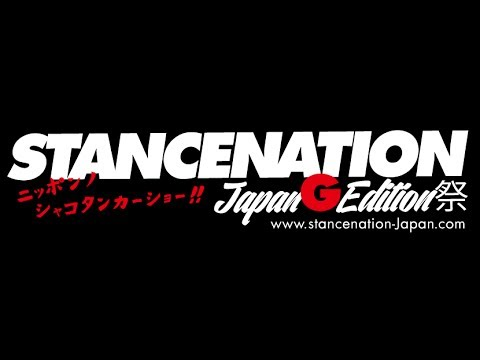 Degrizm × StanceNation Japan G Edition祭 photographs ver.
