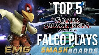 EvenMatchupGaming – Top 5 Super Smash Brothers Melee Falco Plays