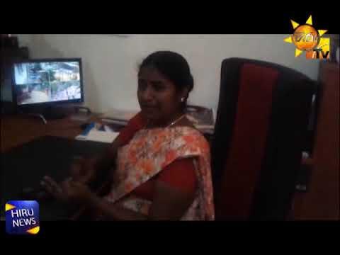 Badulla female principal reveals her ordeal