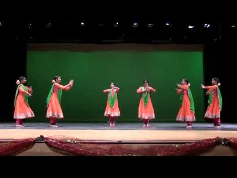 Unnai Kaanadhu Naan - Vishwaroopam Song: Group Dance