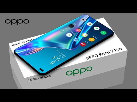 OPPO Reno 7 Pro - 5G,Snapdragon 865,108MP Camera,12GB RAM,6000mAh Battery/OPPO Reno 7 Pro