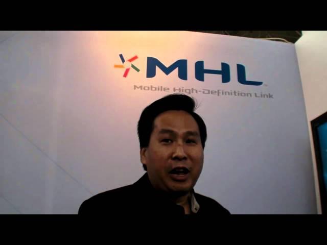 Mobile High-Definition Link (MHL)