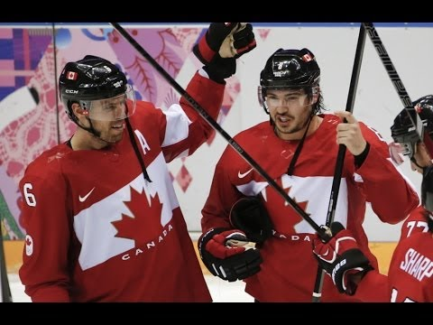 Breaking Down Team Canada's Chances At Winning In Sochi