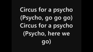 Video Skillet - Circus for a Psycho (lyrics) MP3, 3GP, MP4, WEBM, AVI, FLV Desember 2017