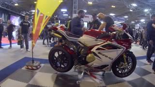 8. MV Augusta F4 SENNA . NEC Motorbike Show UK