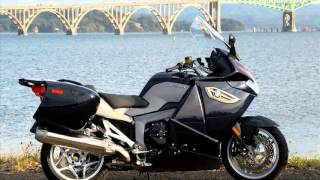 8. 2010 BMW K1300GT Sport Touring Motorcycle